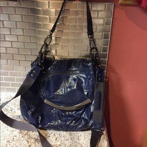 Hobo International Vivienne Patent Convertible Bag